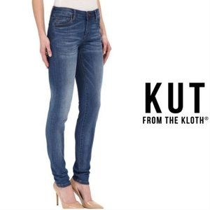 Kut from the Kloth Diana Skinny Jeans Size 4